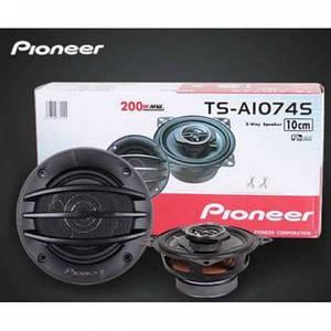 Автомобильные Колонки Акустика Pioneer Ts-A1074S (Sf)