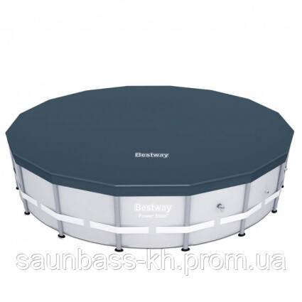 Покриття Bestway 58039 для басейнів 5.49 м (d 555 см)