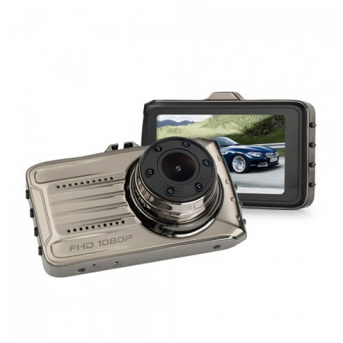 Автомобильный Видеорегистратор Dvr T666 Full Hd 1080P (88159) (Sf)