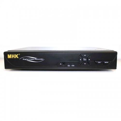 Автомобильный Видеорегистратор H-9000 4-Канальный Hd-Sdi Interface (Видеосжатие Н.264) (75720) (Sf)