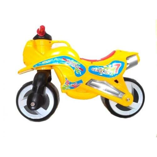 Беговел Kinderway Пластиковый Оранжевый (Kw-11-006 Ора)