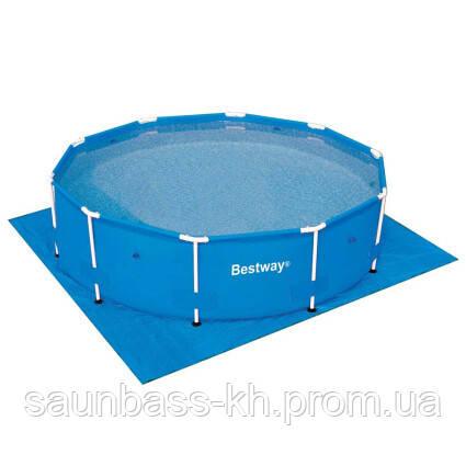 Покриття Bestway 58001 під басейни 3.05 м (335х335 см)