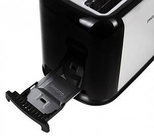 Тостер Philips HD 2586/20 950 Вт Сріблястий/ Чорний, фото 2