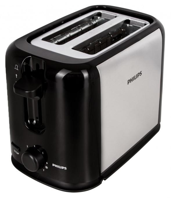 Тостер Philips HD 2586/20 950 Вт Сріблястий/ Чорний