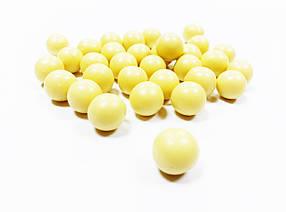 Хрусткі кульки з білим шоколадом 16 мм Eurocao
