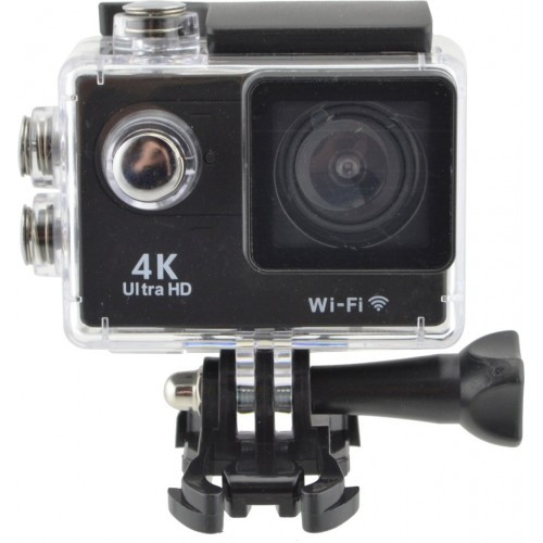 Водонепроницаемая Спортивная Экшн Камера Delta H16-5 4K Wi-Fi Black (Sf)