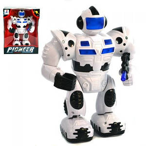 Детская Игрушка Робот Pioneer 99111 Белый