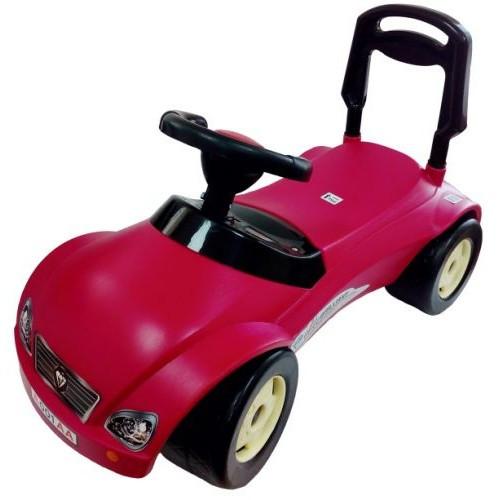 Детская Машинка-Каталка Орион Красная (Мерсик 016_К)