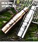 Термокружка металлическая Benson BN-068 (350 мл) розовая | термостакан из нержавеющей стали Бенсон | термос, фото 7