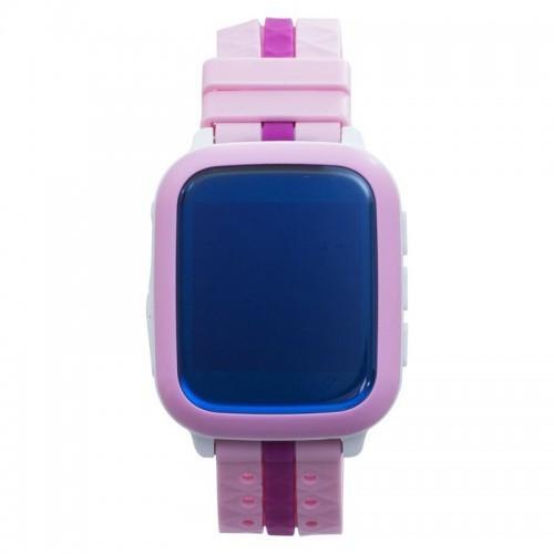 Детские Умные Смарт Часы Baby Smart Watch Ds18 Original Gps Розовые (M1)