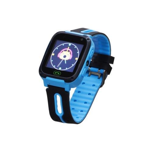 Детские Умные Смарт Часы Baby Smart Watch S4 Original Gps Синие (M1)
