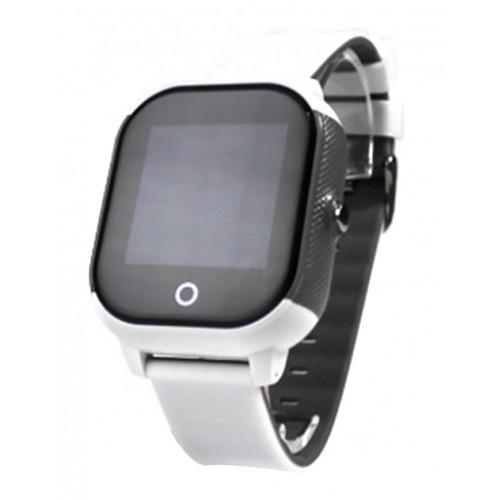 Детские Часы Телефон С Gps Smart Baby Watch A100 Plus Черные