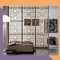 Перегородки интерьерные из МДФ декоративные для дома
