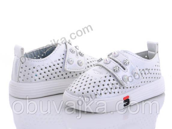 Детские туфельки - слипоны для девочек оптом от BBT(21-26), фото 2