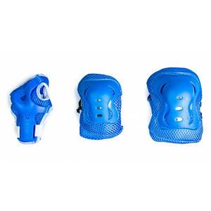 Комплект Защита Для Детей Sport Series Голубой (Sd)