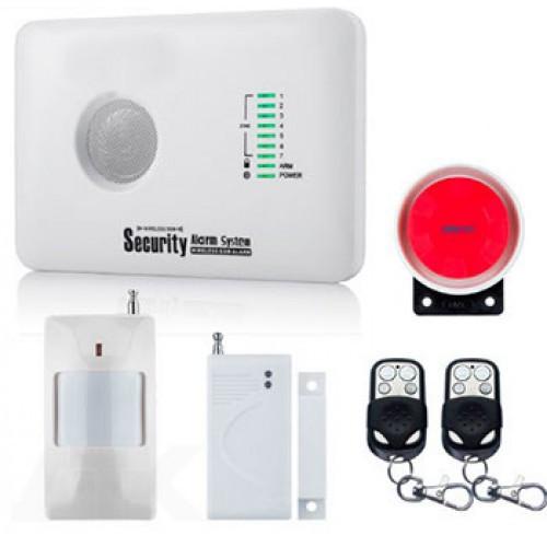 Комплект Сигнализации Kerui Alarm G10C Start
