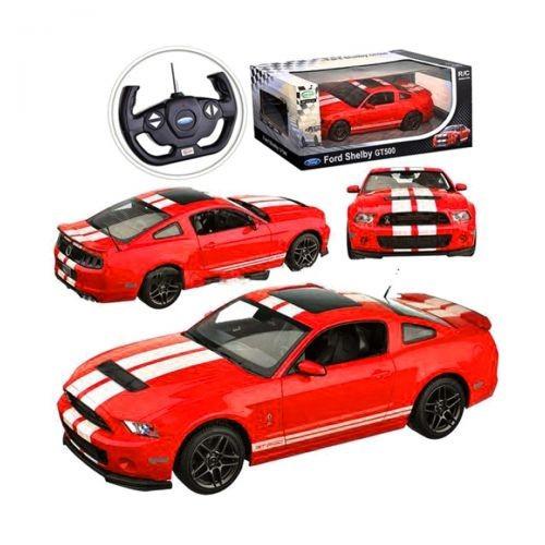 Машина Ford Shelby Gt500 49400 Красный