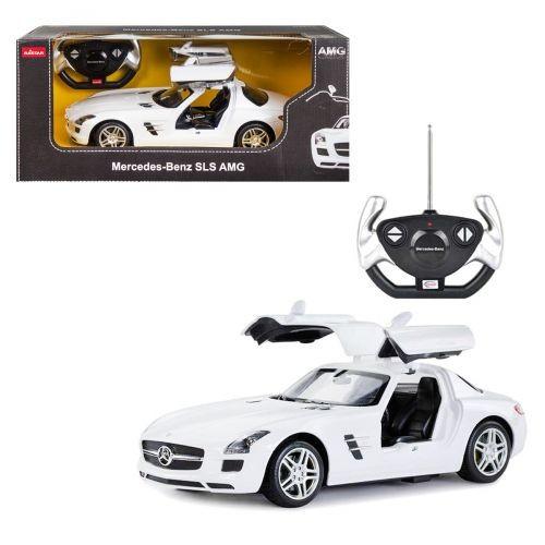 Машина Mercedes-Benz Sls Amg Белый 47600