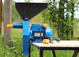 Измельчитель для ячменя, пшеницы и початков кукурузы (1700 Вт, 220 В)