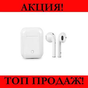 Беспроводные наушники i8s mini TWS Bluetooth 5.0 с кейсом, фото 2