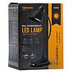 Настольная Светодиодная Led Лампа Remax Rt-E500 Черная (М1), фото 2