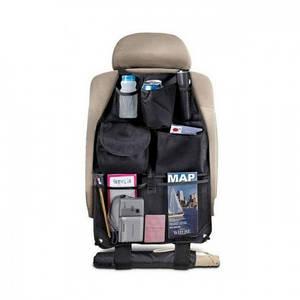 Органайзер Для Автомобильного Сидения Estcar Back Seat Organizer Черный (D2)