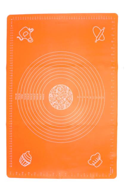 Силиконовый коврик для выпечки Benson BN-021 (30*40см) | коврик кондитерский Бенсон | коврик для теста Бэнсон