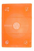 Силиконовый коврик для выпечки Benson BN-021 (30*40см) | коврик кондитерский Бенсон | коврик для теста Бэнсон, фото 1