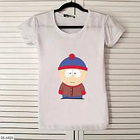 Женская футболка Южный Парк South Park