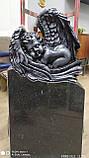 Дитячі пам'ятники ангели. Гарний дитячий пам'ятник з ангелом №22, фото 2