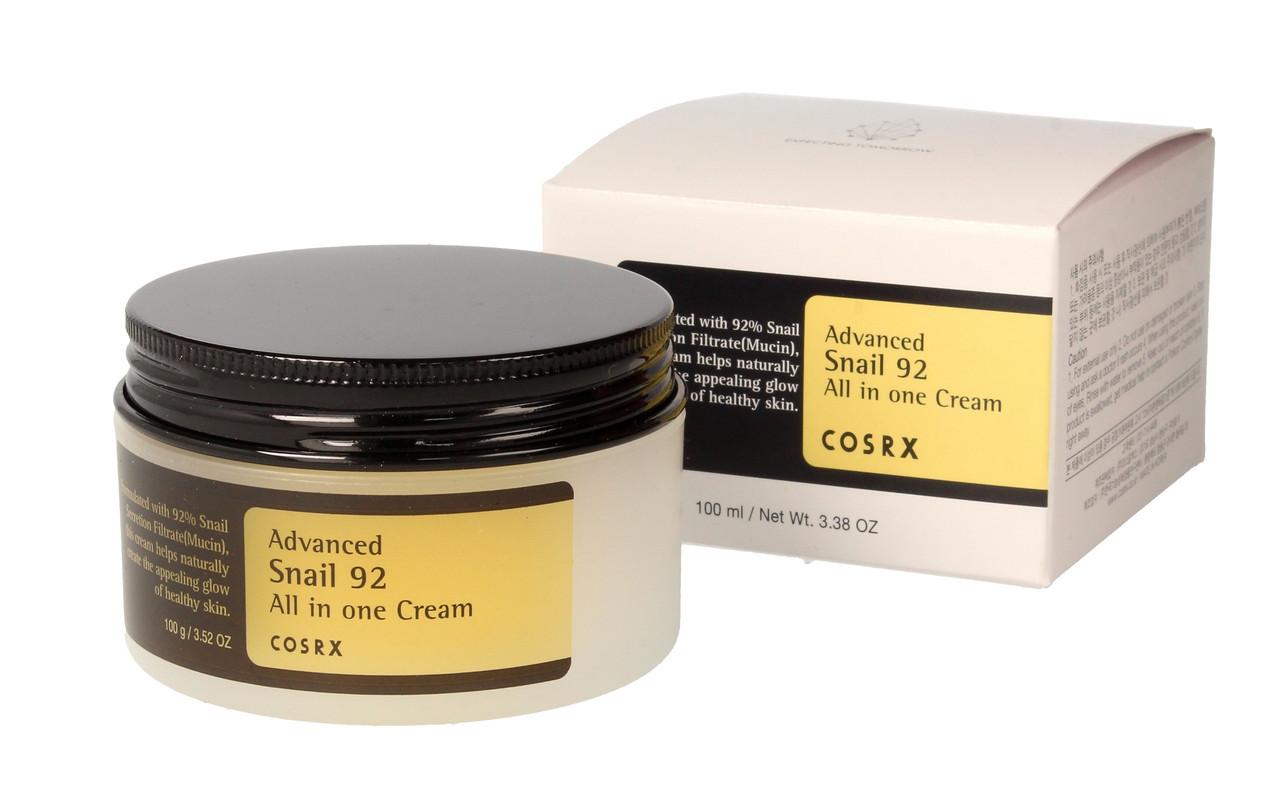 Универсальный крем с муцином улитки COSRX Advanced Snail 92 All in one Cream, 100 мл