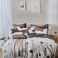 Комплект постельного белья семейный ранфорс 100% хлопок