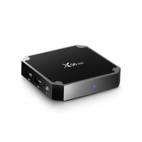 Смарт Тв Приставка Smart Tv Box X96 Mini 1Gb+8Gb Процессор 4 Ядра (Sf)