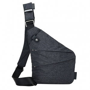 Сумка Cross Body Grey