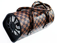 Беспроводная портативная bluetooth колонка - чемодан с караоке TTD-501