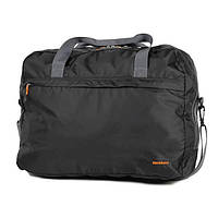 Сумка дорожная Members Foldaway Holdall Medium 40 Black