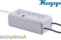 Диммируемый трансформатор KOPP без минимальной нагрузки 12В 0-50Вт