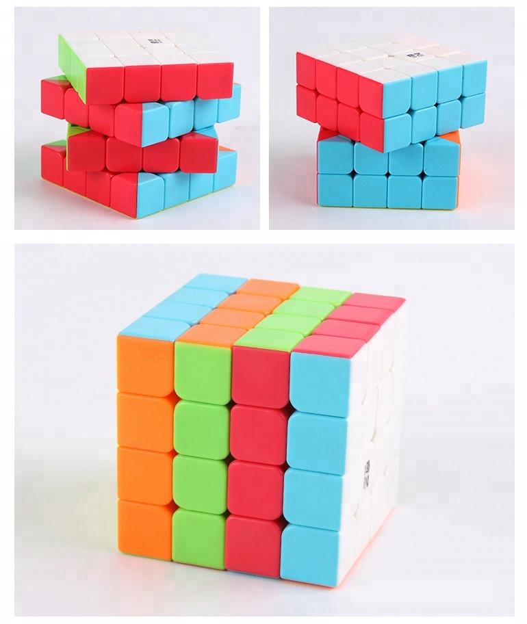 Кубик Рубика 4х4 QiYi QiYuan S Цветной 130 грн