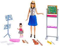 Кукла Барби Учитель музыки Barbie Music Teacher, фото 1