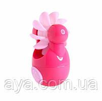 Симулятор орального секса Sqweel Go с USB подзарядкой, розовый