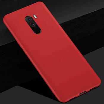Силиконовый чехол Candy для Xiaomi Pocophone F1