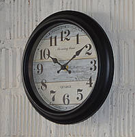 """Настенные часы """"Утреннее время"""" (24 см.), фото 1"""
