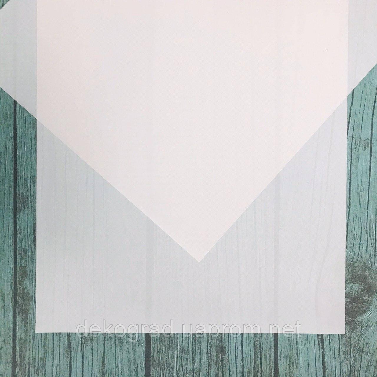 Веллум 30х30см однотонний (Ніжно-рожевий)