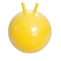 М'яч для фітнесу 45см (Блакитний), фото 3
