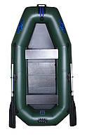 Надувний човен Thunder Т-240LS (PS) (Поворотні кочети, слань килимок, рухливі сидіння)