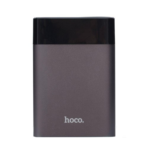 Умб Портативное Зарядное Устройство Power Bank Hoco B34 Outstanding 8000 Mah Серый  (M1)
