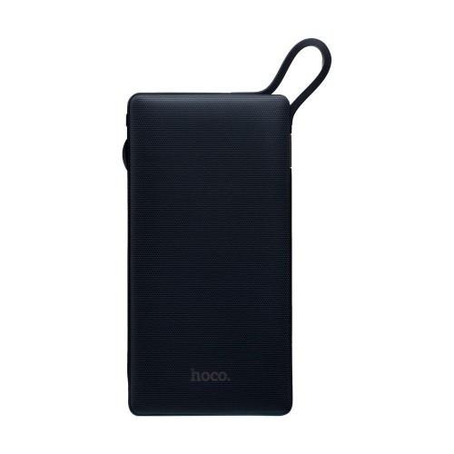 Умб Портативное Зарядное Устройство Power Bank Hoco J36 Ample Energy 10000 Mah Черный (М1)