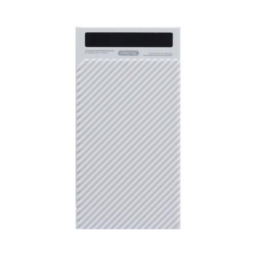 Умб Портативное Зарядное Устройство Power Box Remax Proda Pd-P11 Castel 10000 Mah Белый  (М1)