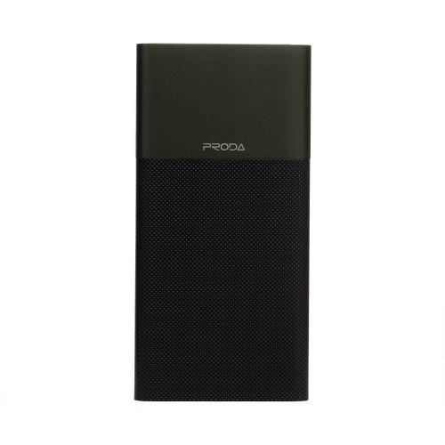 Умб Портативное Зарядное Устройство Power Box Remax Proda Ppp-28 Biaphon 10000 Mah Черно-Зеленый (М1)
