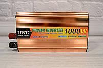 Преобразователь Напряжения (инвертор) UKC 12-220V - 1000W, фото 3